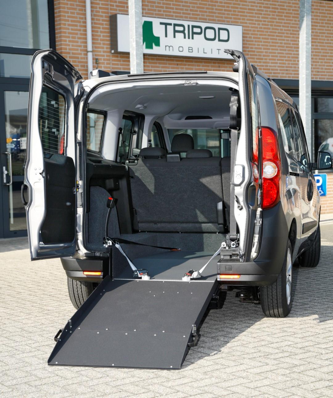 Opel combo L2 2012-2018