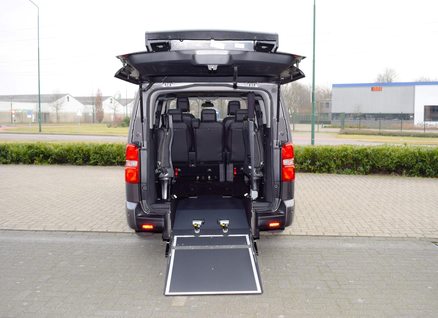 Peugeot Traveller/Expert